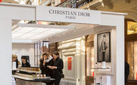 В ГУМе появился Maison Christian Dior