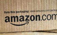 Amazon forecasts lower operating income, shares dip