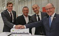 Esprit weiht neues Logistikzentrum in Mönchengladbach ein