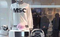 MSC apre il primo temporary store nel mondo delle crociere