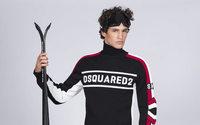 Dsquared2 lance une ligne sports d'hiver et accélère à l'international