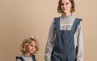 Petite Lucette conjugue sa mode enfantine au féminin