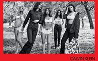 Сестры Кардашьян снова снялись для Calvin Klein