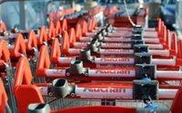 Auchan : nouvelle année de recul en 2016