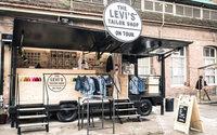 Levi's Tailor Shop on Tour no NOS Primavera Sound
