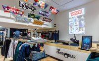 Levi's unveils second Gen Z store in Utrecht