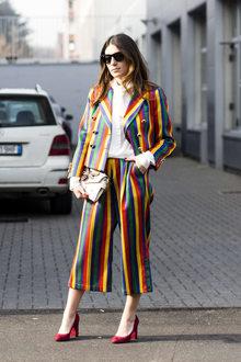 Street Fashion Milano N298