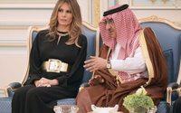 Melania Trump's Saudi style a big deal