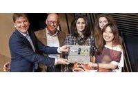 Jing-Jing Qi gewinnt den Modepreis Hannover 2014