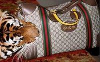 Gucci démarre 2017 sur les chapeaux de roues
