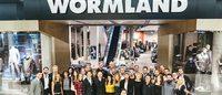 Wormland eröffnet Store in Berlin und kooperiert mit Karl Lagerfeld