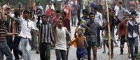 Bangladesh garment workers stage biggest wage hike protest