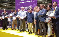 ​PV Awards : le jury sacre l'indien Ventures et l'italien Dileather