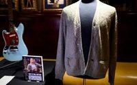 Le gilet de Kurt Cobain vendu 334 000 dollars aux enchères
