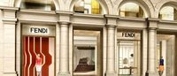 Fendi为提升品牌认知度 重新改造全球最大旗舰店Palazzo Fendi
