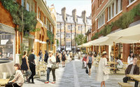 Plans submitted for new retail space in London's West End