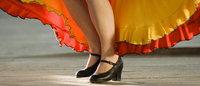 Empresas de moda flamenca prevén una bajada de ventas y piden apoyo público
