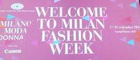 Milan : la mode ouvre tout grand ses portes