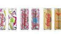 Trussardi redesigns Coca-Cola label for centennial