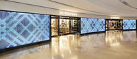 Burberry opens flagship store in Hong Kong