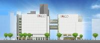 """福岡パルコが2館体制に """"コンフォータブル""""なオトナの新館が11月開業へ"""