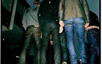 Erste Nudie Jeans Bastille in Paris