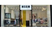 MSGM double la mise à Dubaï