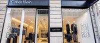 Calvin Klein ouvre sa boutique dédiée à l'homme à Paris