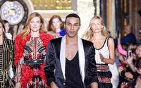Balmain вернется на Неделю высокой моды в Париже