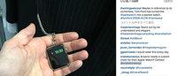 アップルウォッチが懐中時計に?トム・フォード所有で話題に