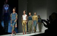 A l'Arab Fashion Week de Dubaï, des Saoudiennes bousculent les codes de la mode