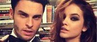 Baptiste Giabiconi e Barbara Palvin, estrelas da fragrância Karl Lagerfeld
