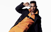 Tommy Hilfiger unveils Lewis Hamilton collection ahead of Shanghai show