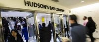 Hudson's Bay Company announces comp sales increase in Q1
