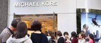 Michael Kors业绩惊艳华尔街股票暴涨24% 亚洲市场和电商业务表现抢眼