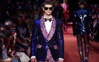 Dolce & Gabbana Sartoria al ritmo di Barry White