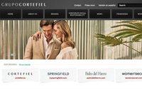 Cortefiel quer duplicar venda online e abrir novas lojas
