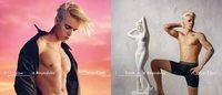 Calvin Klein发布全品牌春季广告