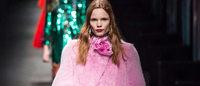 Semana de Moda de Milão com muito babado