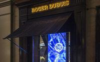 Roger Dubuis atterra a Parigi