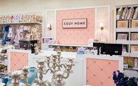 Три магазина сети Cozy Home открылись в Москве в мае