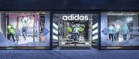 Adidas macht im ersten Quartal weiteren Boden gut