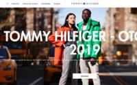 Tommy Hilfiger presenta su e-commerce en Perú