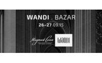 В Москве состоится очередной маркет Wandi Bazar