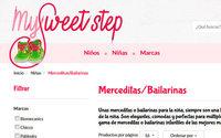 Abre la nueva tienda online de calzado infantil My Sweet Step