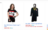 Run DMC verklagen Amazon und Walmart auf 50 Millionen Dollar