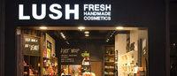Lush reubica su tienda en el centro de Valencia