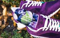 Kangaroos lanciert Pflaumenmus-Sneaker