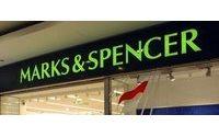 Продажи одежды M&S снова падают