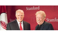 Phil Knight donates $400 million to Stanford